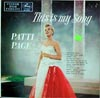 Cover: Page, Patti - This Is My Song