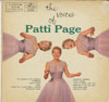 Cover: Page, Patti - The Voices Of Patti Page