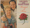 Cover: Paul, Les, & Mary Ford - Bouquet Of Rose - 12 All-Time Country Favorites