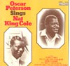 Cover: Oscar Peterson - Oscar Peterson sings Nat King Cole