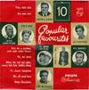 Cover: Philips Sampler - Philips Sampler / Popular Favourites No. 10 (25 cm)