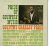 Cover: Pride, Charley - Pride of Country Music