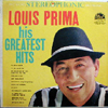 Cover: Prima, Louis - His Greatest Hits