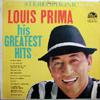 Cover: Louis Prima - Louis Prima / His Greatest Hits