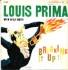 Cover: Prima, Louis & Keely Smith - Breaking It Up