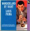 Cover: Louis Prima - Louis Prima / Wonderland By Night