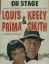 Cover: Louis Prima & Keely Smith - Louis Prima & Keely Smith / On Stage - At Wilbur Clark´s Desert Inn Hotel, Las Vegas