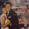 Cover: Prima, Louis & Keely Smith - Las Vegas Style
