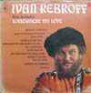 Cover: Rebroff, Ivan - Sings in English - Somewhere My Love