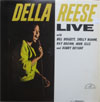 Cover: Reese, Della - Della Reese Live with Bill Doggett, Ray Brown u.a.