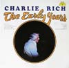 Cover: Charlie Rich - The Early Years
