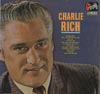 Cover: Charlie Rich - Charlie Rich