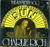 Cover: Charlie Rich - The Sun Story Vol. 2