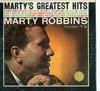 Cover: Marty Robbins - Marty´s Greatest Hits (Orig.)