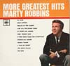 Cover: Marty Robbins - Marty Robbins / More Greatest Hits