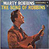Cover: Marty Robbins - Marty Robbins / The Song of Robbins