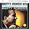 Cover: Marty Robbins - Marty Robbins / Marty´s Greatest Hits