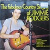 Cover: Jimmie Rodgers (Pop) - Jimmie Rodgers (Pop) / The Fabulous Country Songs