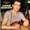Cover: Jimmie Rodgers (Pop) - Jimmie Rodgers (Pop) / Folk Songs