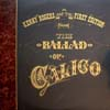 Cover: Kenny Rogers and the First Edition - The Ballad of Callico (DLP)