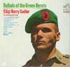 Cover: SSgt Barry Sadler - SSgt Barry Sadler / Ballads Of The Green Berets
