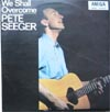 Cover: Pete Seeger - Pete Seeger / We Shall Overcome