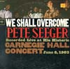 Cover: Seeger, Pete - We Shall Overcome