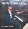 Cover: George Shearing Quintett - George Shearing with Dakota Stanton