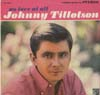 Cover: Johnny Tillotson - Johnny Tillotson / No Love At All