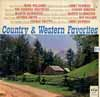 Cover: Various Country-Artists - Country & Western Favorites