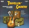 Cover: Various Country-Artists - Travellin Country - Nashville Stars in Europe