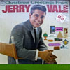 Cover: Jerry Vale - Jerry Vale / Christmas Greetings From Jerry Vale