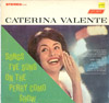 Cover: Caterina Valente - Songs I´ve Sung On The Perry Como Show