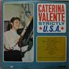 Cover: Caterina Valente - Strictly U.S.A.