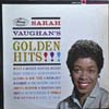 Cover: Sarah Vaughan - Sarah Vaughan / Golden Hits