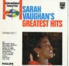 Cover: Sarah Vaughan - Sarah Vaughan / Greatest Hits