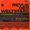Cover: Various International Artists - Revue der Weltstars (25 cm)