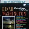 Cover: Washington, Dinah - What A Difference A Day Makes