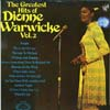Cover: Warwick, Dionne - The Greatest Hits of Dionne Warwick Vol.2