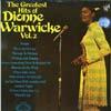 Cover: Dionne Warwick - Dionne Warwick / The Greatest Hits of Dionne Warwick Vol.2