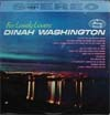 Cover: Dinah Washington - Dinah Washington / For Lonely Lovers