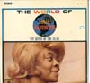 Cover: Washington, Dinah - The World Of Dinah Washington - The Queen Of The Blues