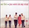 Cover: We Five - You Were On My Mind