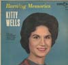Cover: Kitty Wells - Kitty Wells / Burning Memories