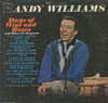Cover: Andy Williams - Days Of Wine and Roses