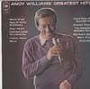 Cover: Andy Williams - Andy Williams / Andy Williams Greatest Hits