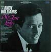 Cover: Andy Williams - Andy Williams Sings Great Songs From My Fair Lady And Other Broadway Hits