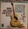 Cover: Hank Williams - Hank Williams´Graetest Hits