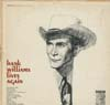 Cover: Hank Williams - Hank Williams / Hank William Lives Again