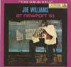 Cover: Joe Williams - Joe Williams / At Newport 63